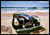 Delahaye on the Beach